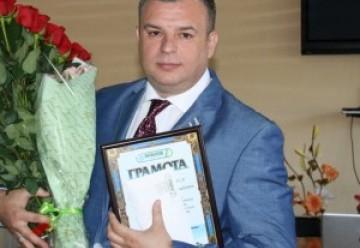 Колектив заводу привітав директора ТДВ
