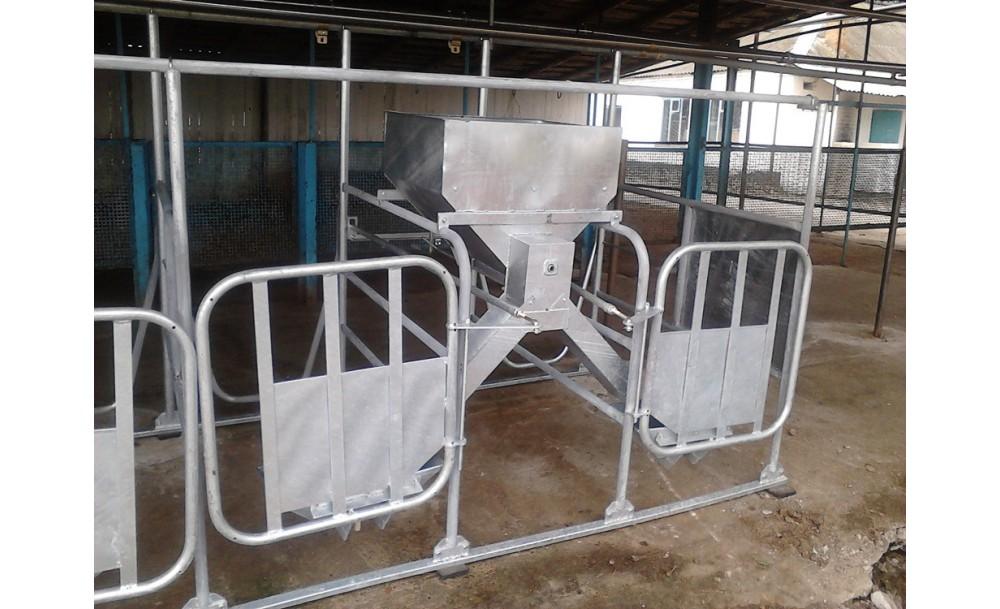 Установка доильная для доения в летних лагерях УДЛ-12