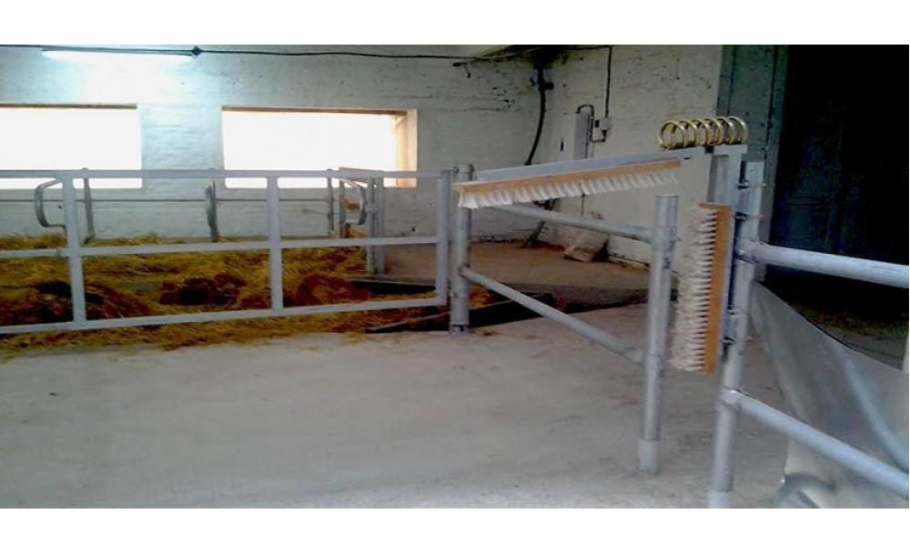 Установка для чесания коров ПЧК